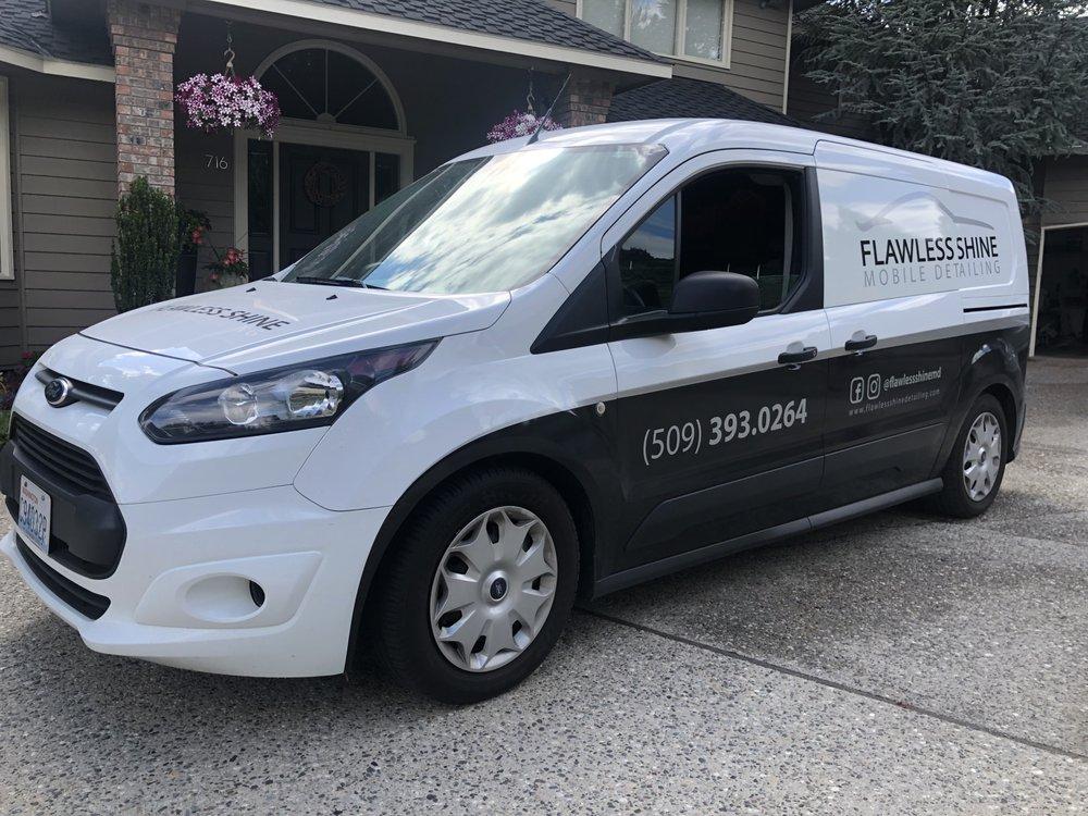 Flawless Shine Mobile Detailing: East Wenatchee, WA
