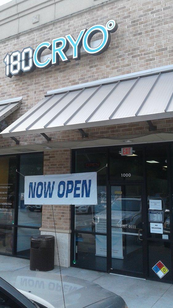 180Cryo: 20121 W Lake Houston Pkwy, Humble, TX