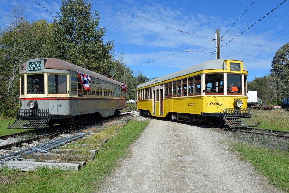 Northern Ohio Railway Museum: 5515 Buffham Rd, Seville, OH