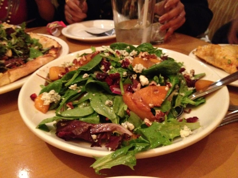 Caramelized Peach Salad Yelp