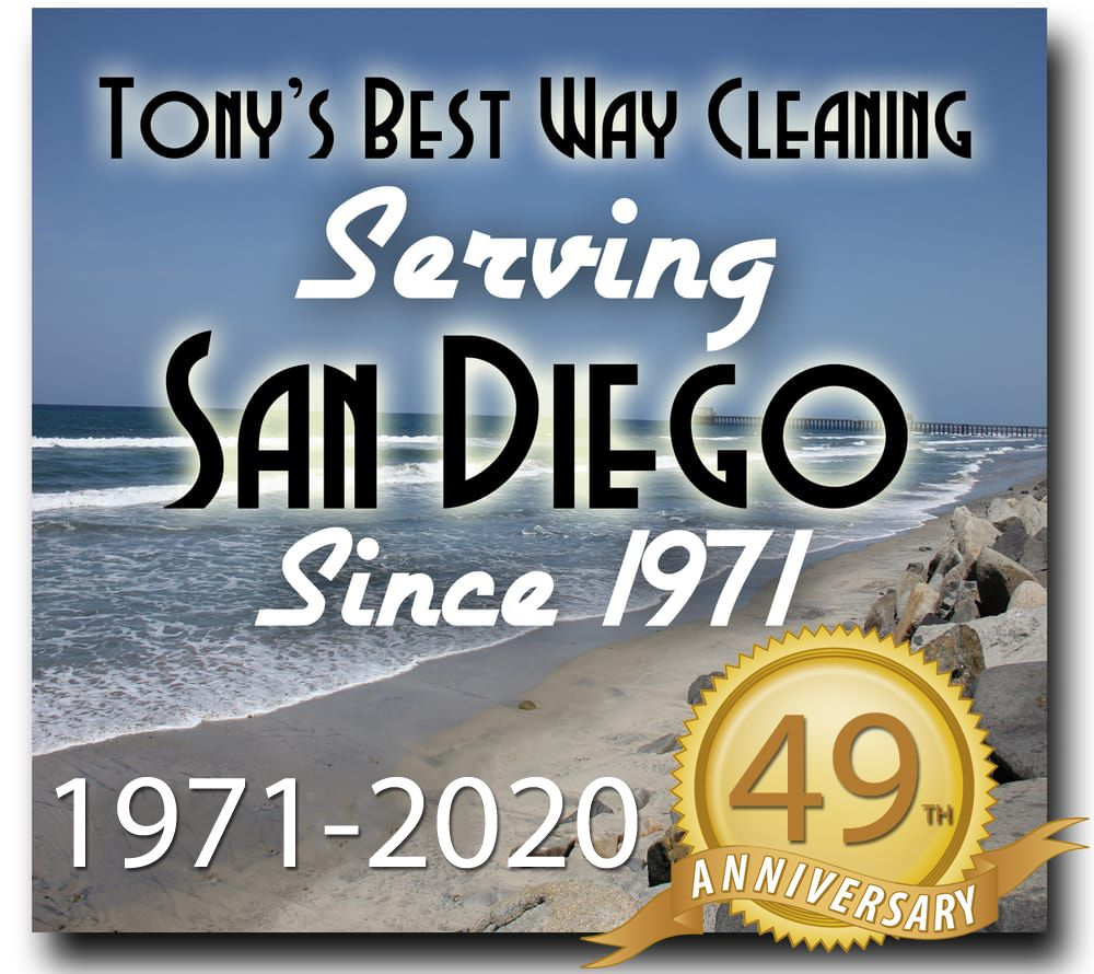 Tony's Best Way Cleaning
