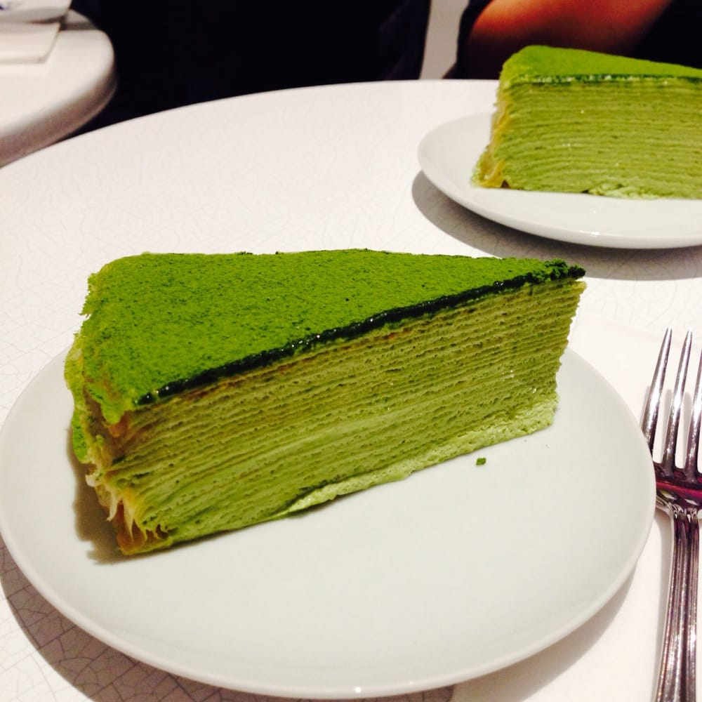 Dessert Places In Nyc Yelp: Lady M Cake Boutique