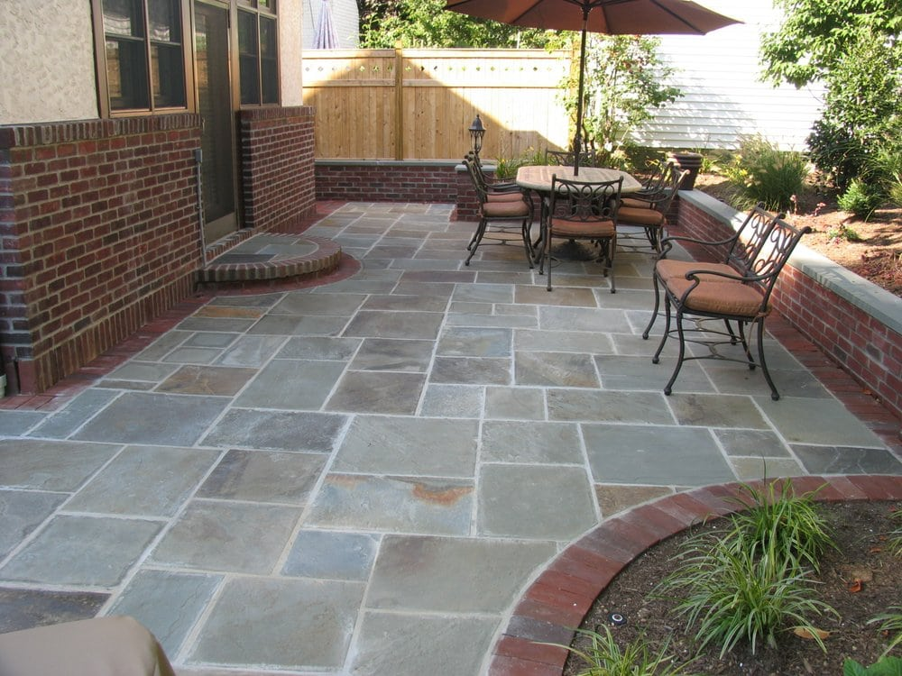 Photo Of Domu0027s Landscaping   Garden City Park, NY, United States. Bluestone  Patio