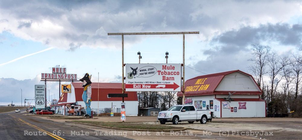 Mule Trading Post: 11160 Dillon Outer Rd, Rolla, MO