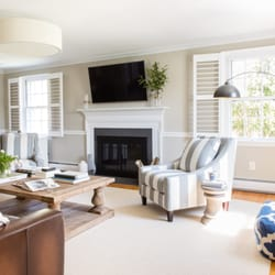 Photo Of Larina Kase Wayne Pa United States Beach Inspired Living Room