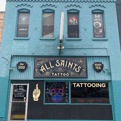 All Saints Tattoo - 403 Photos & 108 Reviews - Tattoo - 514 E 6th St ...
