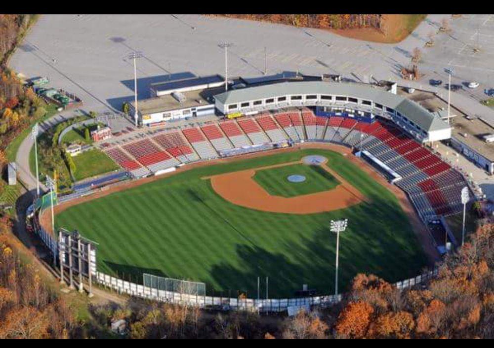 Dodd Stadium: 14 Stott Ave, Norwich, CT