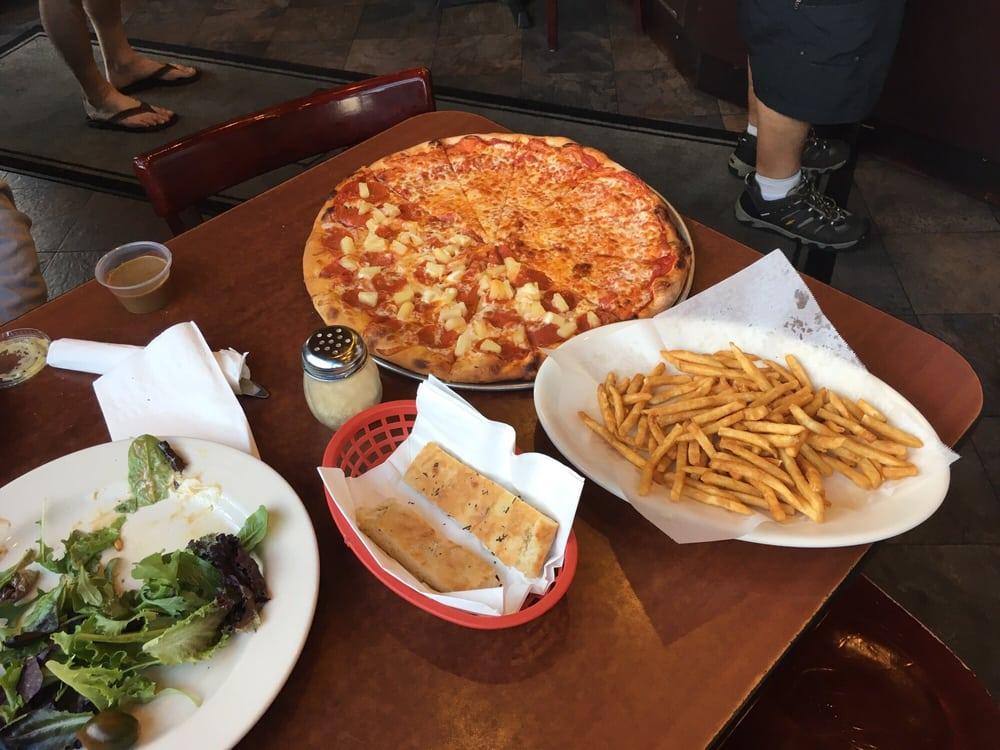 Pronto Pizzeria & Rotisserie