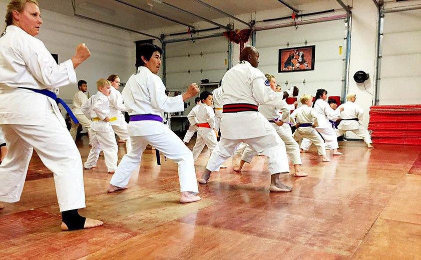 International Karate Association: 1140 Downwind Dr, Fairbanks, AK