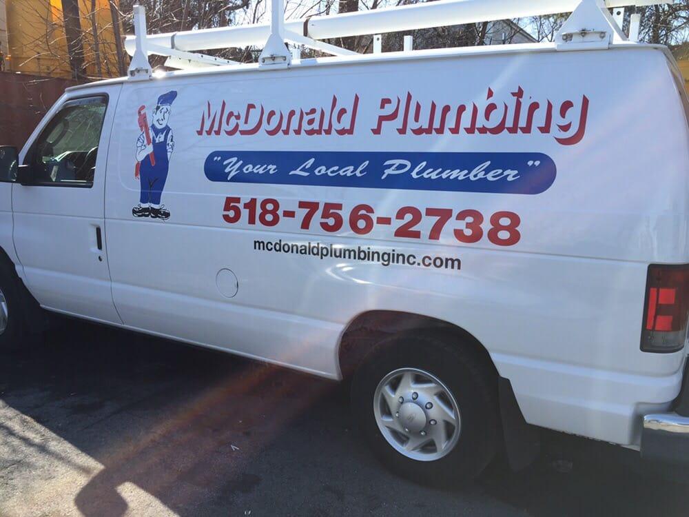 McDonald Plumbing: Selkirk, NY