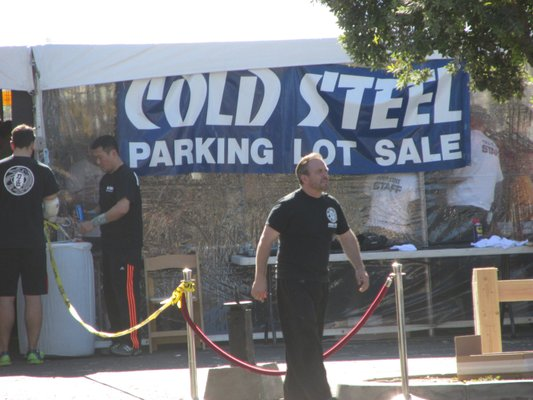 Cold Steel Inc 6060 Nicolle St Ventura, CA Sporting Goods