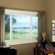 Double Photo Of Window World Southern Tier Elmira Ny United States