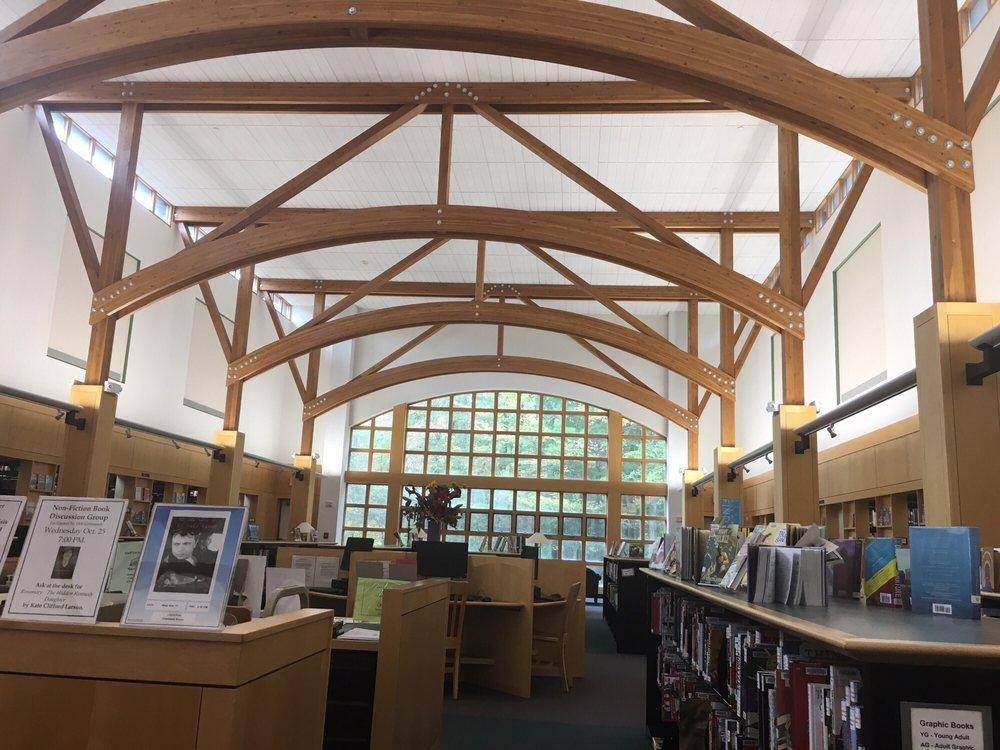 Abington Public Library: 600 Gliniewicz Way, Abington, MA