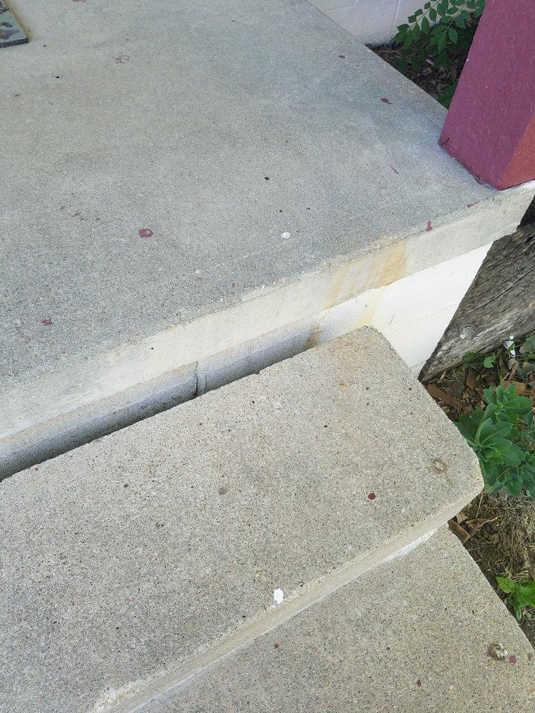 Omaha Mudjacking & Concrete Lifting - 10 Photos