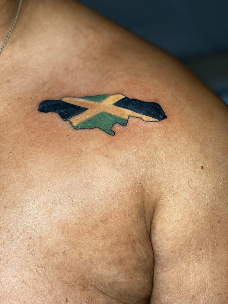 Ink Slingas Tattoo: 6844 Market St, Upper Darby, PA