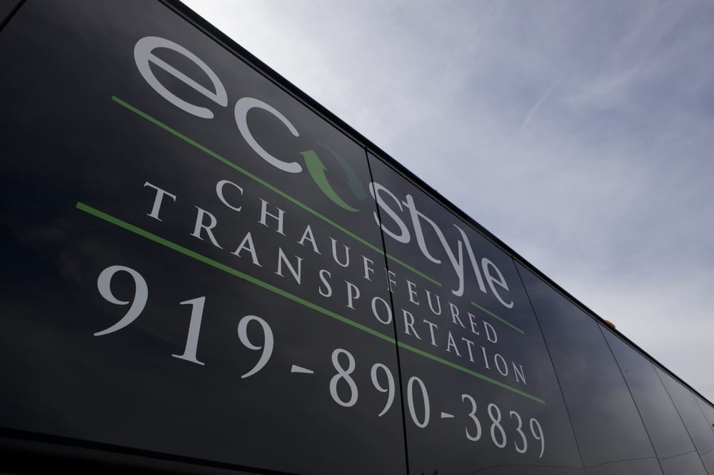 EcoStyle Chauffeured Transportation: 1312 Kirkland Rd, Raleigh, NC