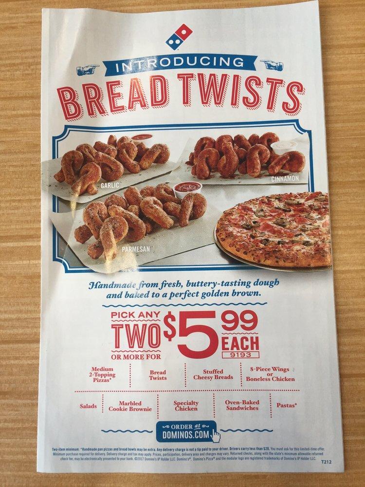 Domino's Pizza: 1210 E Main St, Allen, TX