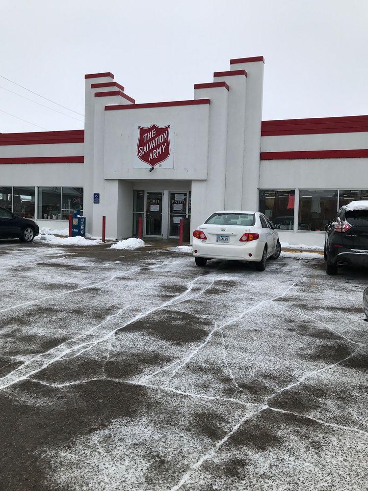The Salvation Army Family Store & Donation Center: 416 Bridge Ave, Albert Lea, MN
