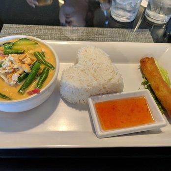 Photo Of Sam S Thai Cuisine Fairfield Ca United States Panang En Curry