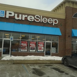 Art Van White Lake PureSleep Bed Shops 5951 Highland Rd White Lake MI