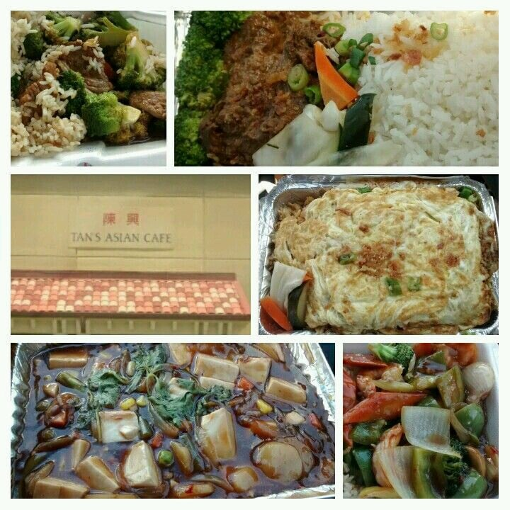 Tan S Asian Cafe Tallahassee Fl