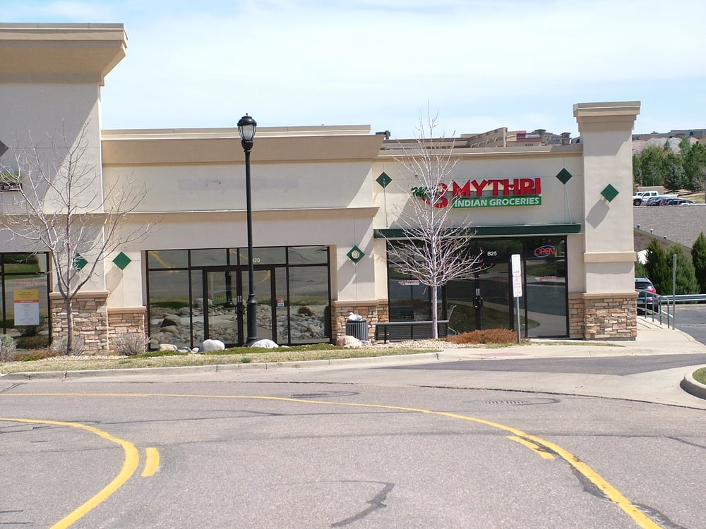 Mythri Indian Groceries: 9064 Forsstrom Dr, Lone Tree, CO