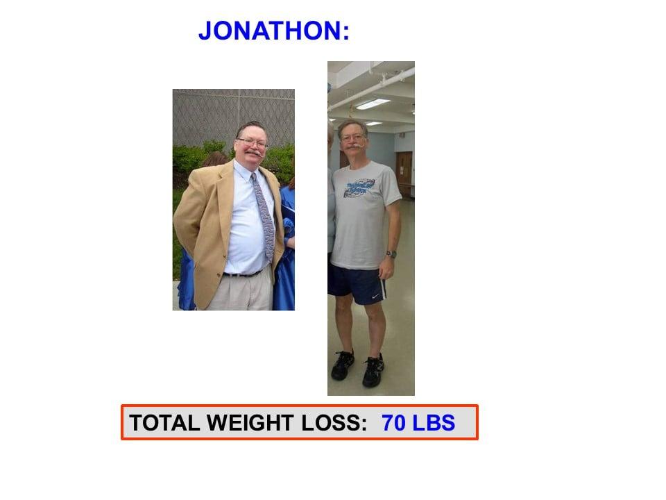 Weightloss Transformation: 986 E Stone Creek Cir, Crystal Lake, IL
