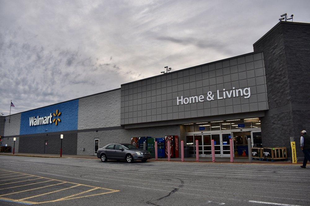 Walmart Supercenter: 3706 Diann Marie Rd, Louisville, KY