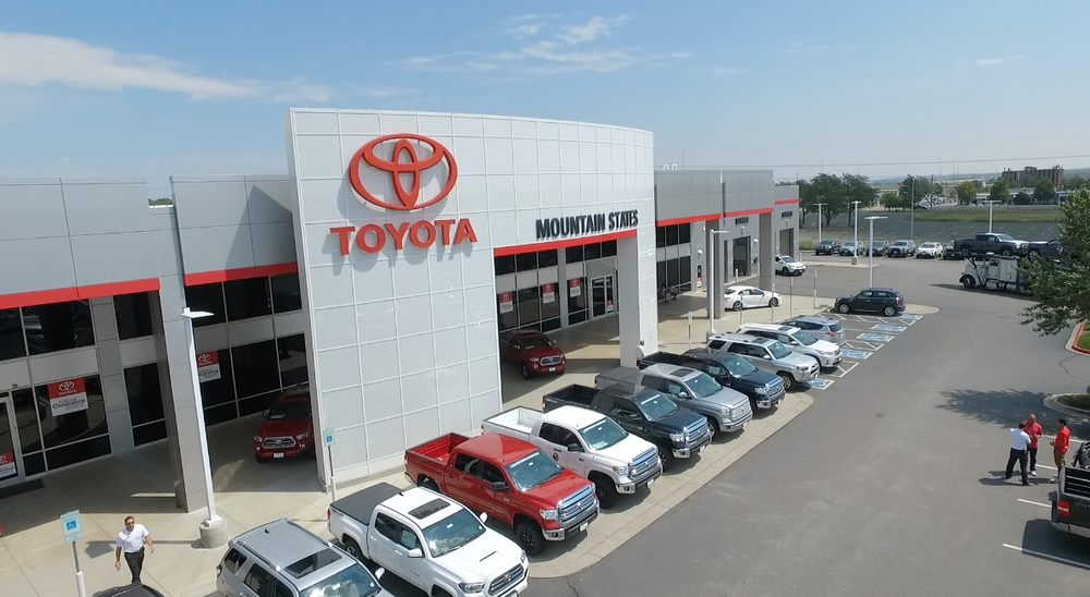 Photo Of Mountain States Toyota Denver Co United