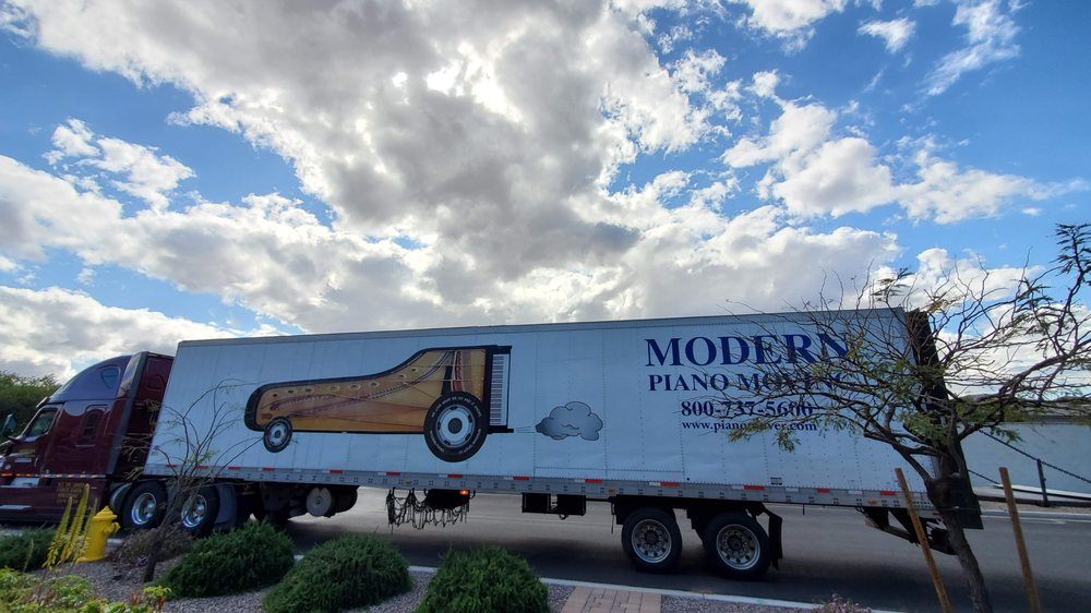 Modern Piano Moving: 992 Hwy D, Sullivan, MO