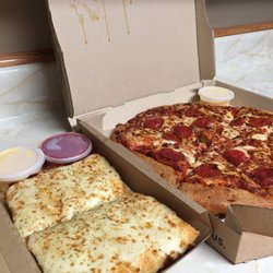 SHANNA: Broken bow pizza hut number