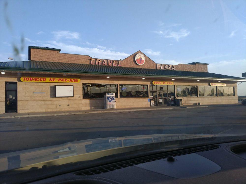 Tonkawa Travel Plaza: 16601 W South Ave, Tonkawa, OK