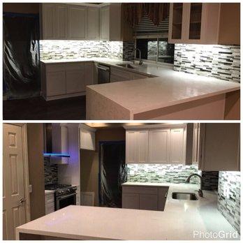 Photo Of Genuine Quartz Pomona Ca United States Picture My Kitchen
