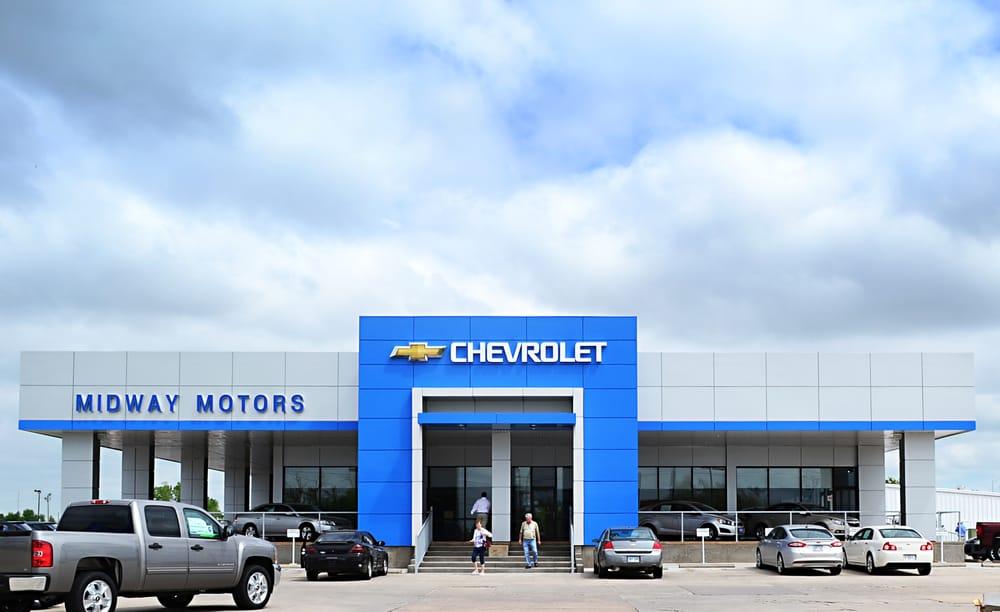 Photo of Midway Motors Chevrolet of Hutchinson - Hutchinson, KS, United States. Chevrolet