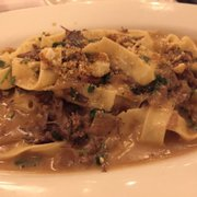 Braised Beef Pappardelle - Menu - Maggiano's Little Italy ...