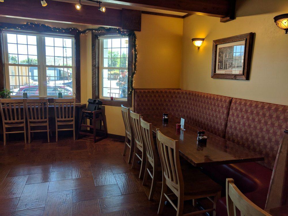 Tea Cup Cafe & Bakery: 200 Main St, Challis, ID