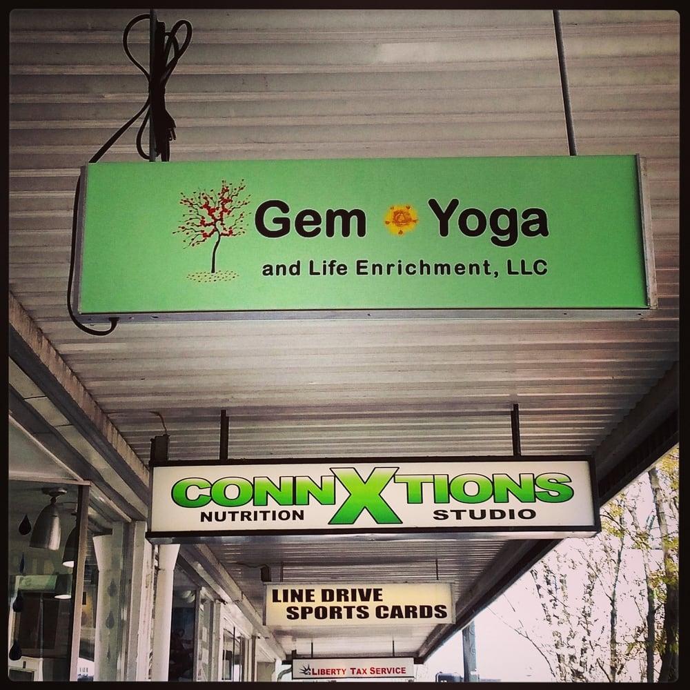 Social Spots from Gem Yoga and Life Enrichment, LLC