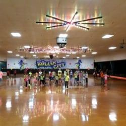 Roller City Amusement Parks 1007 Century St Springdale Ar
