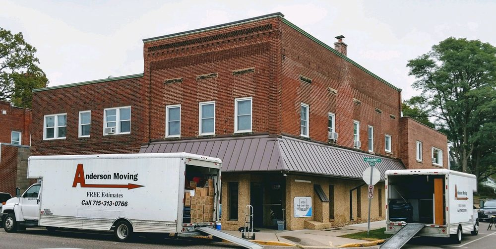 Anderson Moving: Cadott, WI