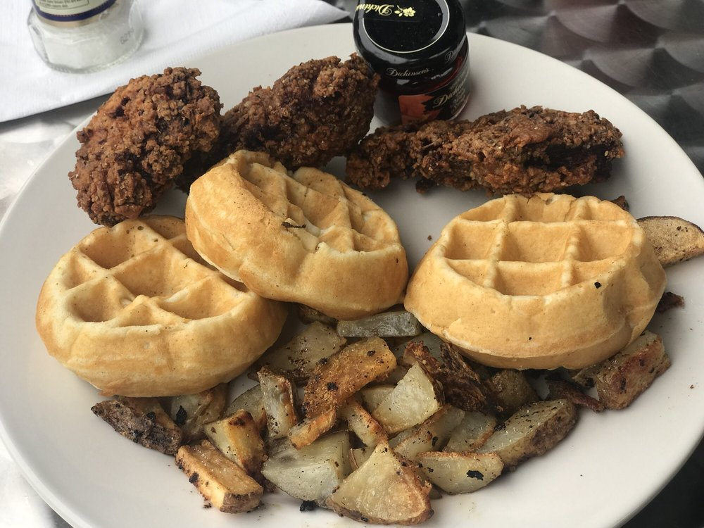 Chicken And Waffles Yelp