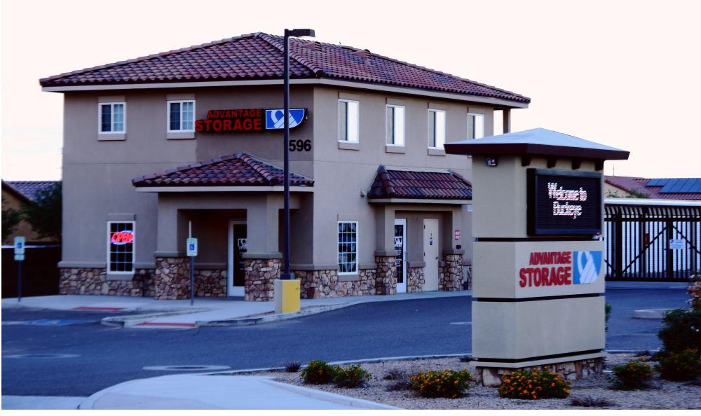 Advantage Storage: 1596 S Watson Rd, Buckeye, AZ