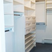 Walk Photo Of Smart Custom Closets Solutions   New York, NY, United States.  Walk