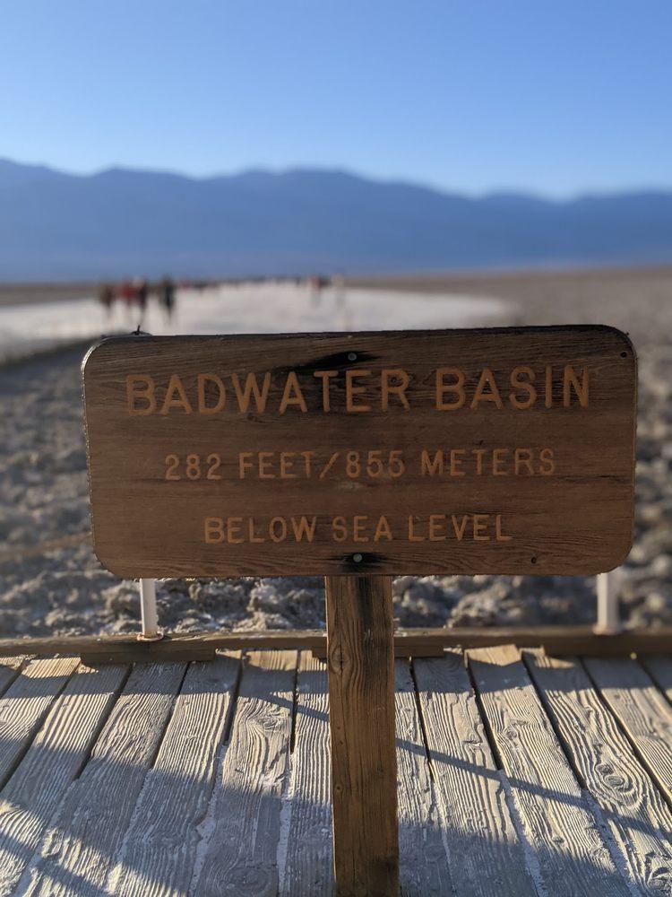 Death Valley National Park: Death Valley, CA