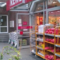 Rewe Supermarkt Lebensmittel Grelckstr 34 Lokstedt Hamburg