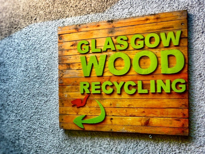 Glasgow Wood Recycling Furniture Shops 739 South
