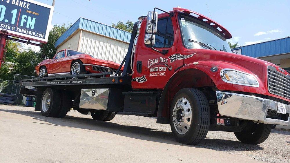 Towing business in Cedar Park, TX