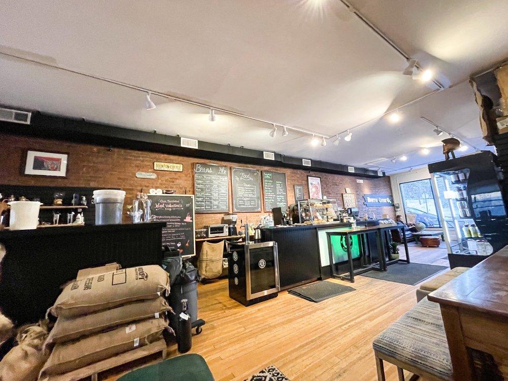 Boonton Coffee: 516 Main St, Boonton, NJ
