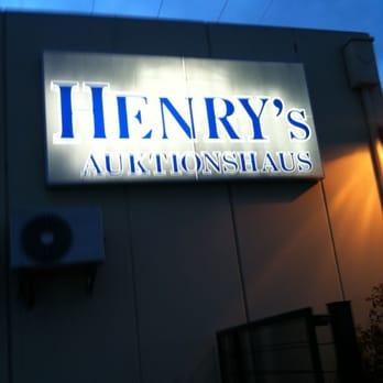 henrys auktionshaus pfandhaus an der fohlenweide 10 14 mutterstadt rheinland pfalz. Black Bedroom Furniture Sets. Home Design Ideas