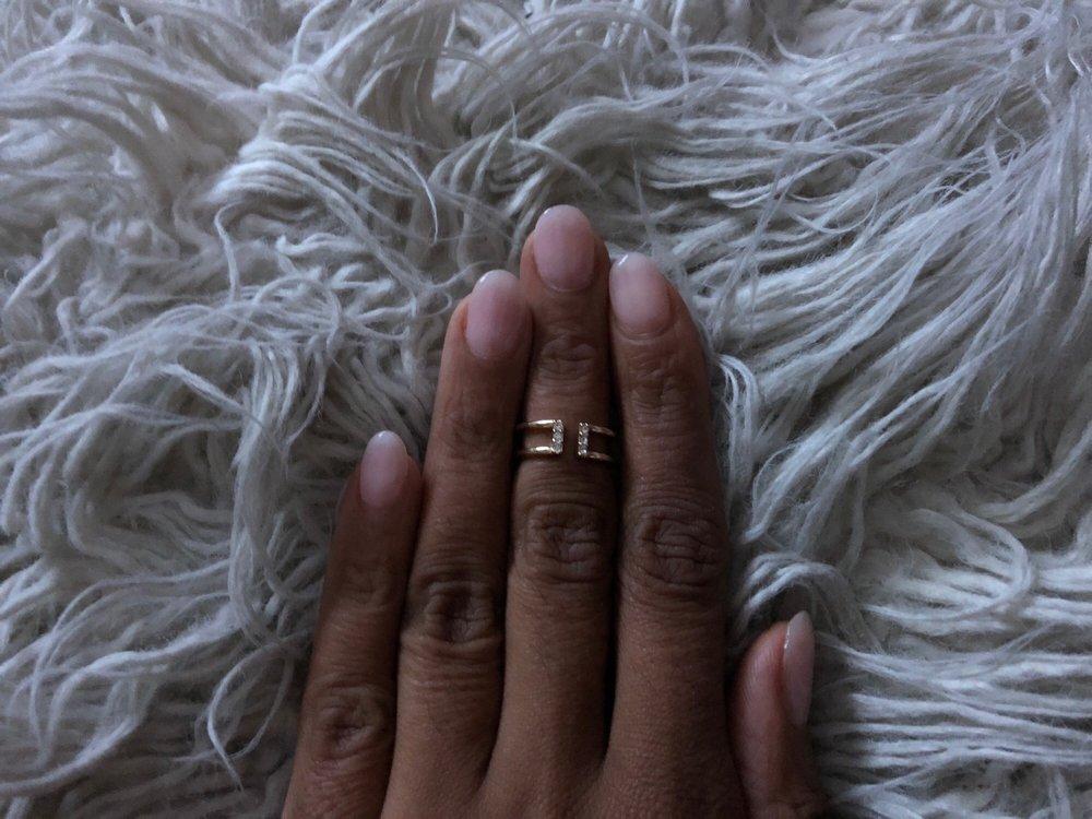 Happy Nails Salon: 1607 Foxhall Rd NW, Washington, DC, DC