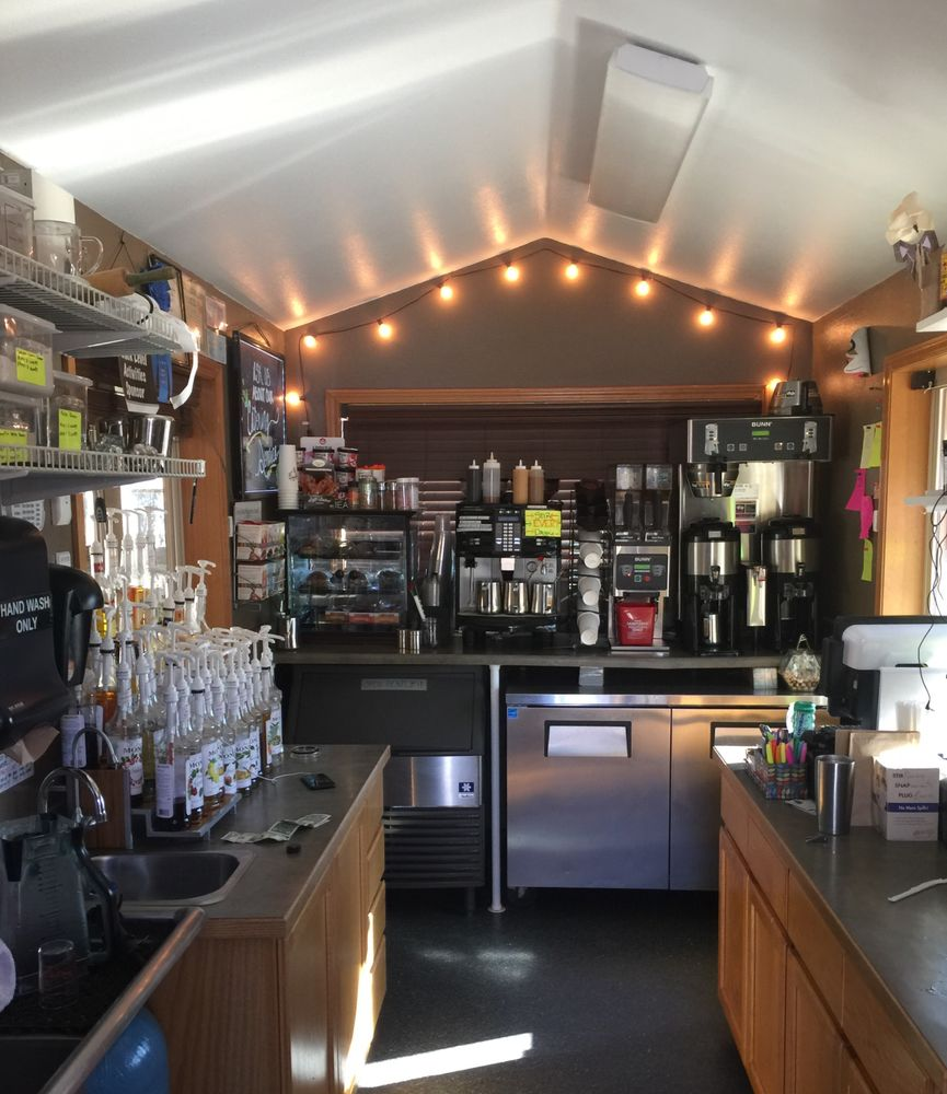The Little Coffee Shack: 222 1st St, Parachute, CO